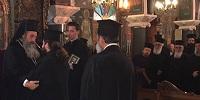 Один из критских священников, прекративших поминовение своих архиереев, примирился с митрополитом