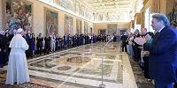 Папа Франциск совершил совместную молитву со ста протестантскими лидерами
