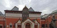 Выставка «Сохраненные святыни Москвы ушедшей» проходит в Третьяковской галерее