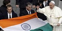 Папа Франциск не посетит Индию