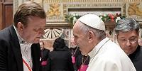 Ватикан отверг предложение ряда германских церковных либералов о допуске протестантов к причастию