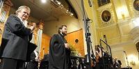 В Колонном зале Дома Союзов состоялся концерт-реквием, посвященный 100-летию мученической кончины Святых Царственных страстотерпцев