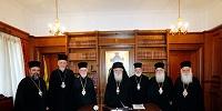 Агентство «Ромфея» сообщило о переговорах Константинопольской Патриархии в Афинах по вопросу об автокефалии Украинской Церкви