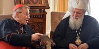 Патриарх Болгарский Неофит встретился с кардиналом Вальтером Каспером