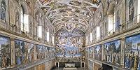 Стинг представил Папе Франциску шоу «Универсальное суждение: Микеланджело и тайны Сикстинской капеллы»