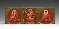 В США проходит выставка религиозного искусства Непала