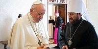 РПЦ выходит из Международной комиссии по богословскому диалогу между Римско-Католической и Православными Церквами