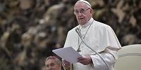 Папа Франциск — чиновникам Римской курии: сила любого учреждения — в признании собственных ошибок