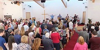 Конгрегация в городе Абердин откалывается от Шотландской епископальной церкви