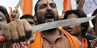 В Индии радикальные индуисты в январе 29 раз нападали на христиан