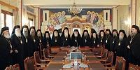 Синод Элладской Православной Церкви уполномочил две Синодальные комиссии рассмотреть вопрос об украинском церковном кризисе