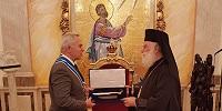 Греческие министры посетили Патриархов Константинопольского и Александрийского