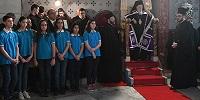 После богослужения во Влахернской церкви патриарх Варфоломей выступил с апологией церковного курса Фанара