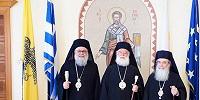Предстоятели поместных Православных Церквей, встретившиеся на Кипре, призвали к церковному единству