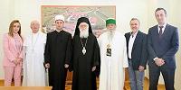 Межрелигиозный совет Албании провел встречу религиозных лидеров страны