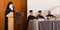Патриарх Варфоломей: евхаристической идентичности Церкви угрожает напряженность в межправославных отношениях