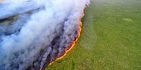 Лесные пожары в Амазонии вызвали раскол среди христиан Бразилии