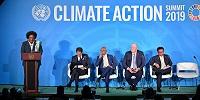 В обращении к саммиту ООН, Папа Франциск объяснил изменения климата упадком морали и деградацией человечности