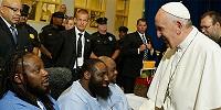 Папа Франциск вознес молитвы за узников на волне тюремных бунтов в Италии