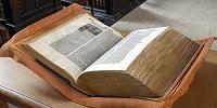 Библия Томаса Кромвеля раскрывает тайны начала Реформации в Англии