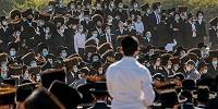 Ультраортодоксальные иудеи в Израиле не только не соблюдают требования карантина, но и устраивают битвы с полицией