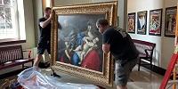 В США профессор истории искусств обнаружил шедевр итальянского барокко в местной церкви