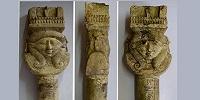 Обнаружены древние египетские артефакты, использовавшиеся при поклонении богине Хатор
