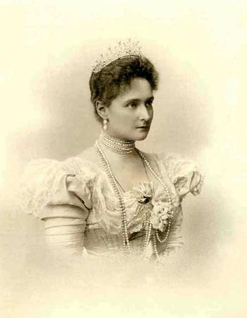 Св. Императрица Александра Феодоровна