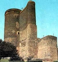 Девичья башня. Место мученической кончины святого апостола Варфоломея