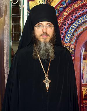 Игумен Савва (Фатеев). Фото Ю.Клиценко, <a class=