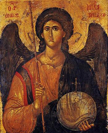 Картинки по запросу Воспоминание чуда Архистратига Михаила, бывшего в Хонех (Колоссах) (IV)