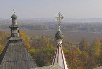 Саввино-Сторожевский монастырь. Фото - Ю.Бычкова
