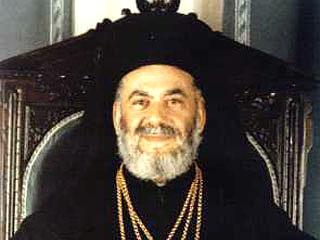 Блаженнейший Патриарх Атиохийский и всея Востока Игнатий IV