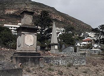 Кладбище в ЮАР, где захоронены русские моряки
