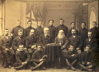выпускники тобольской духовной семинарии после 1870 года