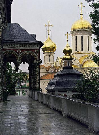 Троице-Сергиева Лавра. Фото - О. Саломакин