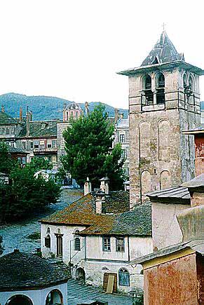 Монастырь Ватопед, Святая Гора Афон
