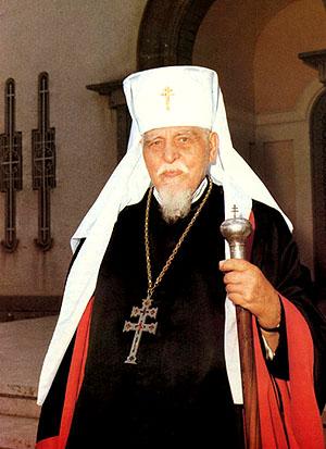 Глава УГКЦ кардинал Слипый