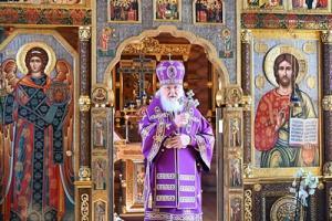 Патриаршая проповедь в Неделю 2-ю Великого поста
