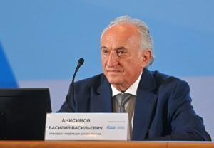 Поздравление Святейшего Патриарха Кирилла президенту компании «Coalco» В.В. Анисимову с 70-летием со дня рождения